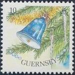 Guernsey 1989 Christmas j