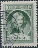 Liechtenstein 1929 Accession of Prince Francis I a