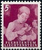 Liechtenstein 1951 Farm Labor a