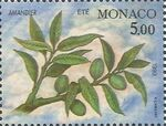Monaco 1993 The Four Seasons of an Almond Tree b