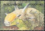 Mozambique 2002 Dinosaurs y
