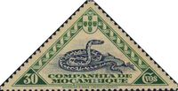 Mozambique company 1937 Assorted designs f
