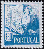 Portugal 1941 National Costumes (1st Issue) g