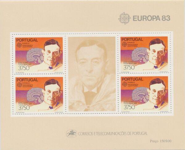Portugal 1983 Europa SSa