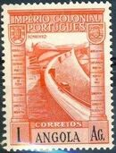 Angola 1938 Portuguese Colonial Empire m