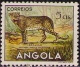 Angola 1953 Animals from Angola a