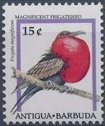 Antigua and Barbuda 1995 Birds a