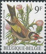 Belgium 1985 Birds b