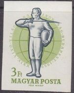 Hungary 1959 24th World Fencing Championships ah