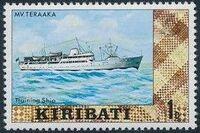 Kiribati 1979 Definitives a