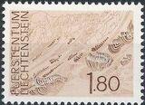 Liechtenstein 1973 Landscapes c