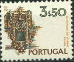 Portugal 1973 Landscapes and Monuments (3rd Group) c