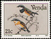 Venda 1991 Birds a