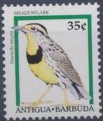 Antigua and Barbuda 1995 Birds c