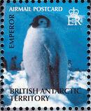 British Antarctic Territory 2003 Penguins of the Antarctic l