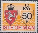 Isle of Man 1975 Postage Due Stamps g