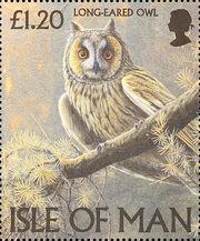 Isle of man 1997 Owls g