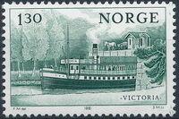 Norway 1981 Lake Transportation b