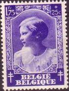 Belgium 1937 Princess Joséphine-Charlotte g
