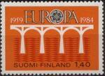 Finland 1984 EUROPA a