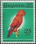 Guyana 1968 Wildlife i