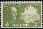 Martinique 1945 Victor Schoelcher s