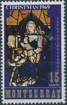 Montserrat 1969 Christmas a