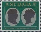 St Lucia 1969 200th Birth Anniversary of Napoleon Bonaparte c