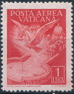 Vatican City 1947 Definitives (Air Post Stamps) a