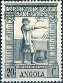 Angola 1938 Portuguese Colonial Empire e