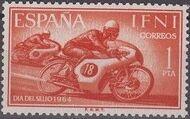 Ifni 1964 Stamp Day b