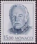 Monaco 1989 Prince Rainier III e