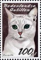 Netherlands Antilles 2003 Cats i