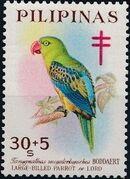 Philippines 1967 Philippine Tuberculosis Society - Birds d