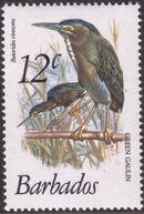 Barbados 1979 Birds f