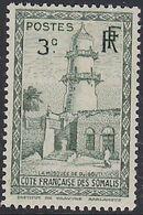 French Somali Coast 1938 Definitives b