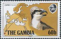 Gambia 1983 Osprey Breeding Range b