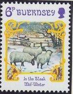 Guernsey 1986 Christmas b