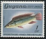 Guyana 1968 Wildlife a