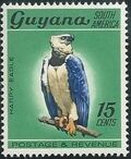 Guyana 1968 Wildlife g