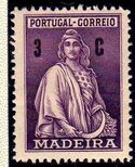Madeira 1929 Ceres (London Issue) a