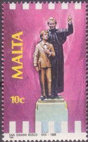 Malta 1988 Anniversaries and Events a