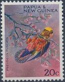 Papua New Guinea 1967 Parrots d