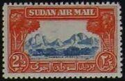 Sudan 1950 Landscapes b