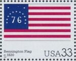United States of America 2000 The Stars and Stripes l