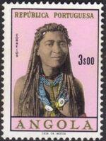 Angola 1961 Native Women from Angola i