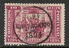 Azores 1894 500th Anniversary of Prince Henry b