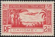 Dahomey 1940 Air Post Stamps b