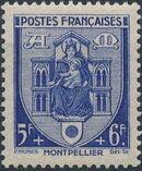 France 1941 Coat of Arms (Semi-Postal Stamps) k