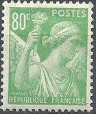 France 1944 Iris (3rd Group) a